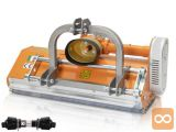 Mulčar kladivar, AgroPretex LINCE SP 140 - lahka serija